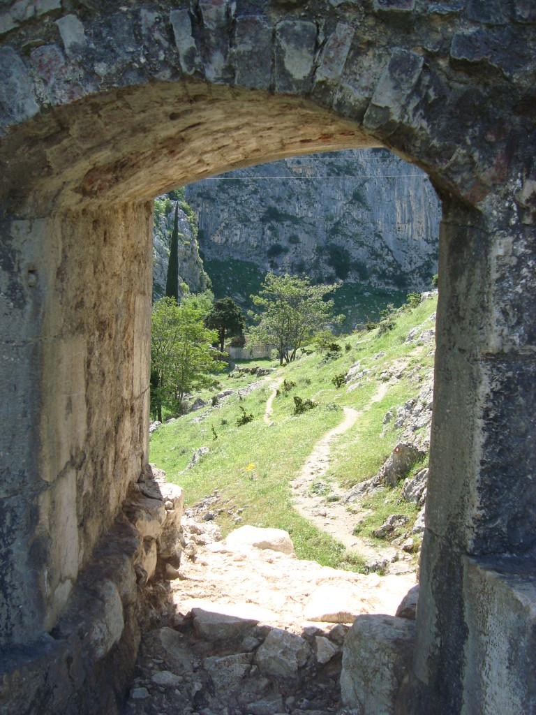 Kotor Fortress - Path to Chapel