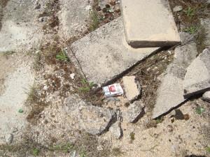 Lucky Strikes, sniper's nest, Mostar